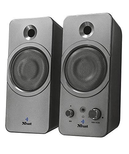 Trust Zelos 2.0 Lautsprecher (mit Bluetooth) schwarz