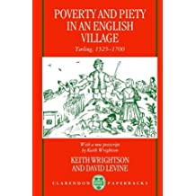 Poverty and Piety in an English Village: Terling, 1525-1700 (Clarendon Paperbacks)