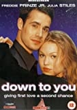 Down To You [DVD] [2000]