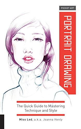 Pocket Art: Portrait Drawing (English Edition)