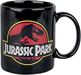Close Up Z888095 Jurassic Park Mug Classic Logo Multicolore