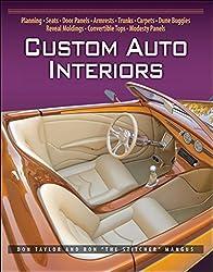 Custom Auto Interiors by Don Taylor (2003-11-02)