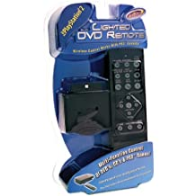 PS2 - Lighted Dvd Remote