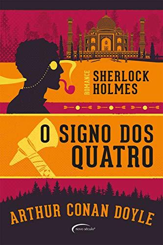 O signo dos quatro (Sherlock Holmes) (Portuguese Edition) eBook ...