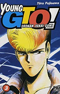 Young GTO Edition simple Tome 3