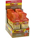 Power Gel Original mit Kohlenhydraten, Maltodextrin & Natrium – Energie Gels – Vegan – Tropical Fruit 24 x 41 g