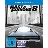 Fast & Furious 8 – Limited Steelbook-Edition