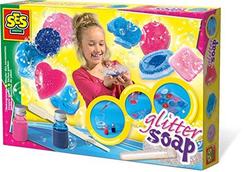 SES creative 00910 - Seifen gießen (Französisch-geschenk-set Seife)