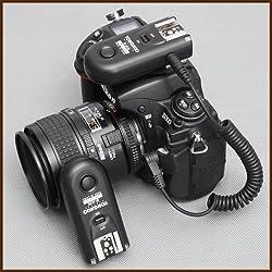 Yongnuo Rf-603 N3 2.4ghz Wireless Flash Triggerwireless Shutter Release Transceiver Kit For Nikon D90d3100d5000d7000