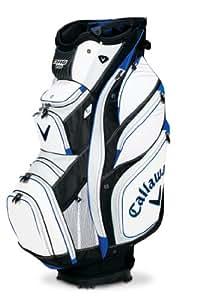 Callaway Golf Org 15 Cart Bag 2014 White/Black/Blue White/Black/Blue
