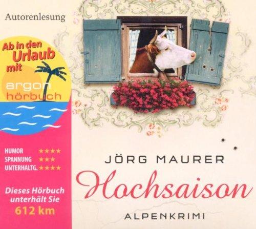 Buchseite und Rezensionen zu 'Hochsaison (Urlaubsaktion) (4 CDs)' von Jörg Maurer