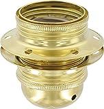 Legrand LEG91132 Douille acier laitonné pour Ampoule à vis E27