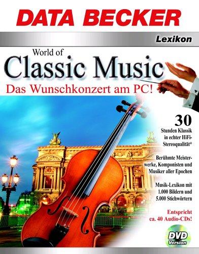 World of Classic Music - Das Wunschkonzert am PC