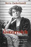 Österreich intim: Erinnerungen 1892-1942