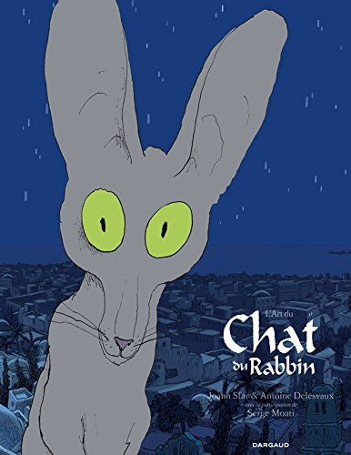 Art du Chat du Rabbin (L') - tome 1 - L'art du Chat du Rabbin