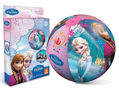 Disney FROZEN - Ballon de plage gonflable La Reine des Neiges