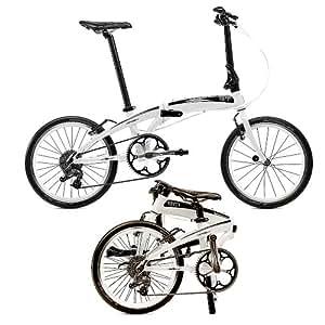 Tern Verge P9 - Vélo pliant - blanc 2016 velo pliable