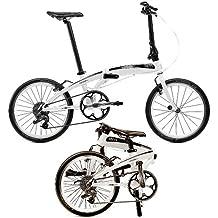 tern Verge P9 - Bicicletas plegables - blanco 2016