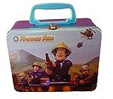 WUNDERSCHÖNE offiziell lizensierte ORIGINAL Fireman Sam - Feuerwehrmann Sam Lunch Tasche / Lunchbox – lizensierter Fireman Sam Fanartikel