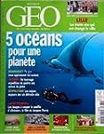 GEO [No 367] du 01/09/2009 - 5 oceans...