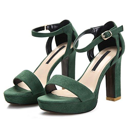 Ajunr Moda/elegante/Transpirable/Sandalias Mujer La