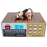 MF-2C 110V / 220V Chargeur de batterie automatique complet pour voiture électrique...
