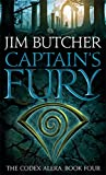 Captain's Fury: The Codex Alera: Book Four