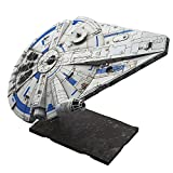 Bandai Star Wars Solo Story Millennium Falcon Lando Calrissian 1/144 kit de modèle