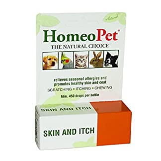 HomeoPet Skin and Itch Relief for Small Animals, 15 ml 4