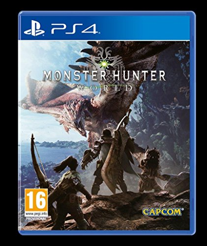 Monster Hunter World 511Ah9F7RbL