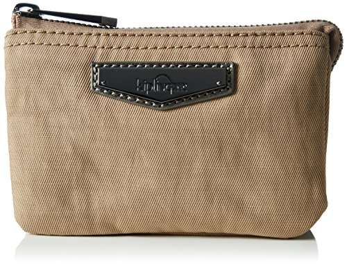 Kipling Creativity S, Damen Münzbörse, Beige (Cloud Beige), 14.5x9.5x5 cm (W x H x L) - Clearance Amazon