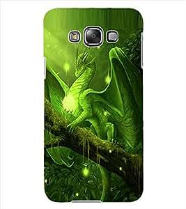 ColourCraft Dragon Design Back Case Cover for SAMSUNG GALAXY GRAND MAX G720