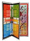 #3: Dixon PVC Ludo & Snake Ladder-