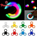 Premsons Fidget Spinner 360 Tri-Spinner Toy for Kids and Adults, Colors May Vary