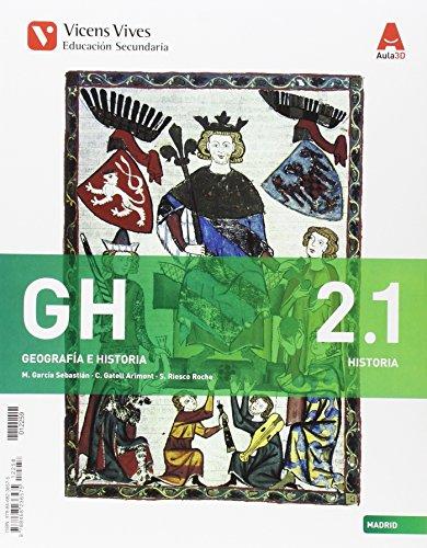 GH 2 MADRID (HIST/GEO) + SEP GEO AULA 3D: GH 2 COMUNIDAD DE MADRID (HIST/GEO) + SEP GEO AULA 3D por A. Albet