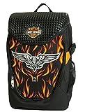 Exclusiv* Harley Davidson Rucksack Motor Schulrucksack Harley Davidson ANATOMISCH EDEL 44x30x16
