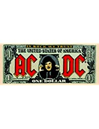 Patch - Ac/Dc Bank Note