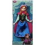 Disney Princesses - Poupée Mannequin - La Reine des Neiges - Anna - Frozen