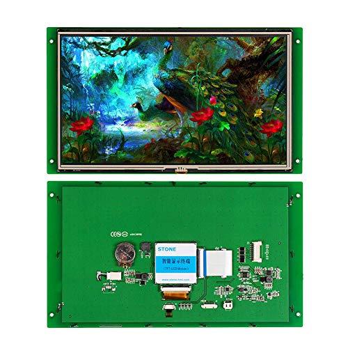 STONE 10.1 Zoll TFT LCD Modul eingebauter Berührungsbildschirm mit PCB+CPU+Treiber+Flash-Speicher+UART-Anschluss -