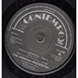 "PHILLY ARMADA 7"" (45) UK CONTEMPO 1976 SOLID CENTRE LABEL DESIGN PART 1 B/W YOU MAKE ME FEEL BRAND NEW (CS2108)"