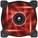 Corsair Air Series 120mm Red LED Quiet E...