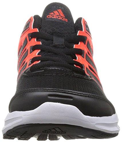 Adidas Originals Duramo 6, Running Entrainement Homme Orange (Core Black/Core Black/Solar Red)