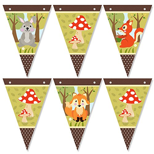 woodland-friends-bunting-decoration-12-flags