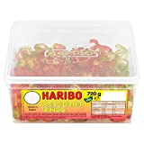 HARIBO SWEETS - 28 Full Sealed Tubs To Choose From - long exp dates (friendship rings)