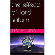 the effects of lord saturn (English Edition)