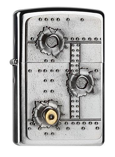 Zippo Bullet Holes 3D Encendedor