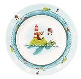 Villeroy & Boch Chewy Welt Kinder Teller, flach, mehrfarbig, 22cm