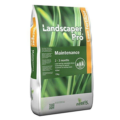 Everris Landscaper Pro Maintenance Saison Rasendünger mit Langzeitwirkung 2-3 Monate 15 kg (Landscaper Pro)