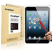 iVoler Pellicola Protettiva ultraresistente in Vetro TemperatoInfrangibile Infastidito dai graffi sullo schermo del iPad & Tablet PC (che è anche una protezione per lo schermo) Aggrottate la fronte all'esperienza cattiva della planata con...
