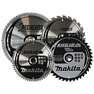 Makita B-09830 – Disco para madera 300 mm – corte preciso Makita